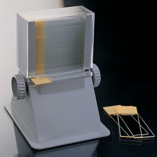 Устройство для выдачи предметных стёкол