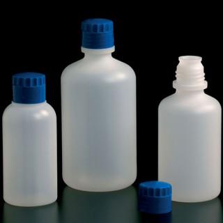 Бутыли узкогорлые повышенной прочности с винтовой крышкой