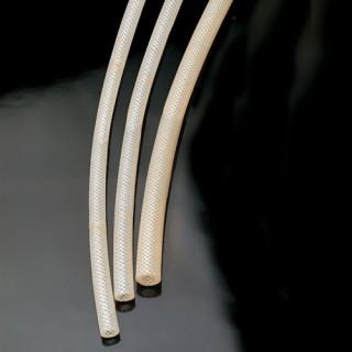 Трубки силіконові армовані