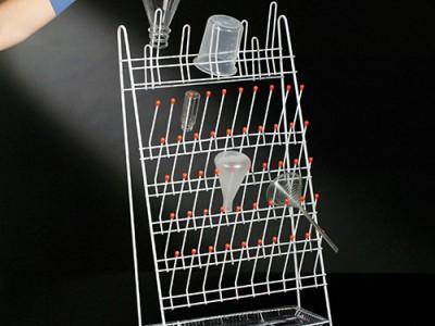Штативы для сушки лабораторной посуды