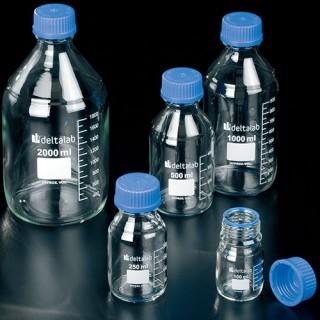 Бутыли для стерилизации
