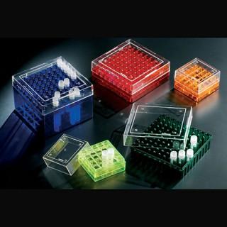 Штативи полікарбонатні для кріопробірок
