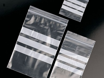 Пакеты с замком Zip-lock и полем для записей
