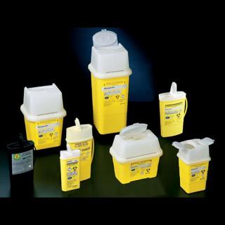 Контейнеры для безопасной утилизации острых предметов