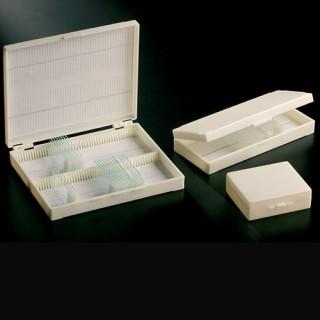 Коробки из ABS-пластика для хранения предметного стекла