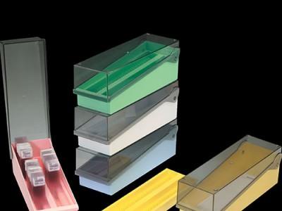 Системи для зберігання предметного скла