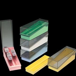 Системы для хранения предметного стекла