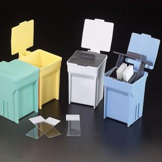 Системи для фарбування предметного скла