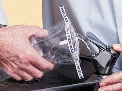 Пакеты для отбора проб воды