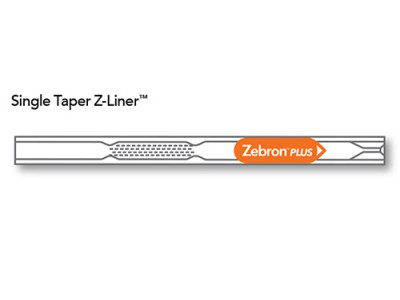Single Taper GC Inlet Z-Liners